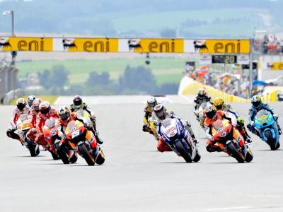 Re-live the eni Motorrad Grand Prix Deutschland!