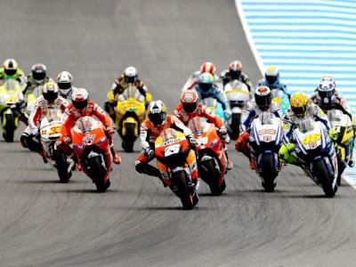 Giro di boa per la MotoGP a Laguna Seca