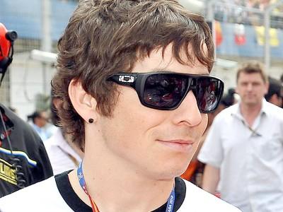 Roger Lee Hayden pronto para rodar no MotoGP