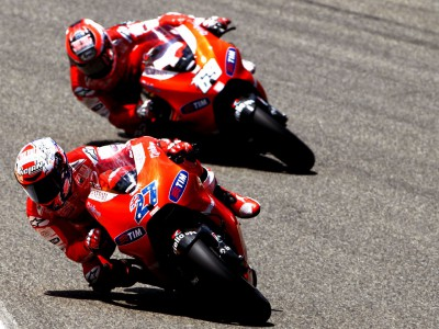 Ducati itching to get to Laguna