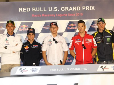 Red Bull U.S. Grand Prix: la conferenza stampa