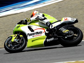 Debutto per i piloti del Pramac Racing Team a Laguna