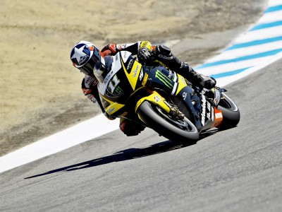 Tech 3 two ready to ride hard in home race