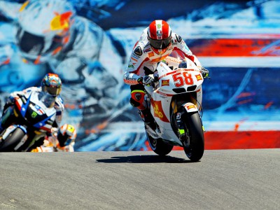 Simoncelli takes pluses from Laguna