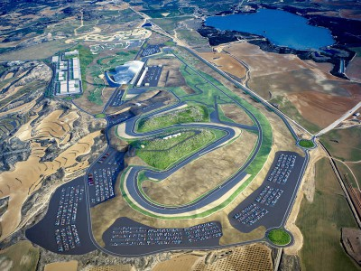 Dorna and A-Style cement Aragón GP title sponsorship deal