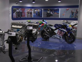 Visite du QG de Yamaha