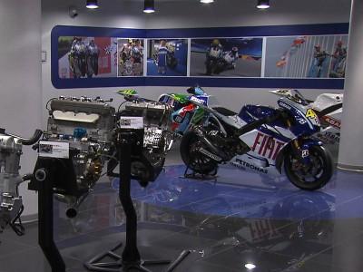Behind the scenes at Yamaha HQ