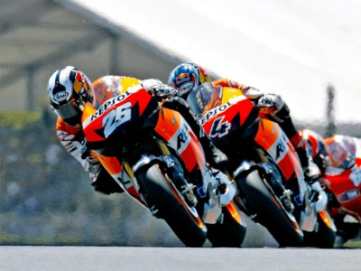 Repsol Honda pair energised for Brno