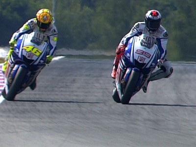 Best overtaking moves at Brno