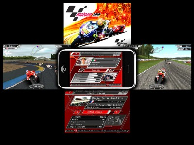 Jogo MotoGP 2010 já disponível para iPhone e iPod Touch!