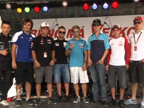 Fans meet favourites in Brno