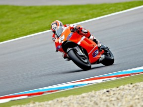 Opening Brno session underlines Ducati task