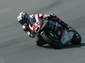 Tomizawa takes top grid spot in Czech Republic