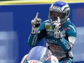 Terol wins on return to action at Brno