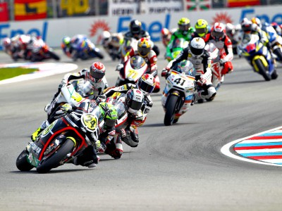 Indianapolis adds to Moto2 field