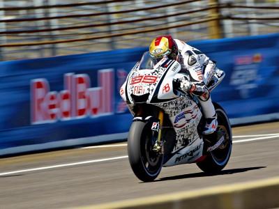 Lorenzo veloce, Rossi in recupero