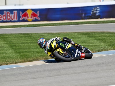 Confident start for Edwards and Spies at sun-drenched Indianapolis
