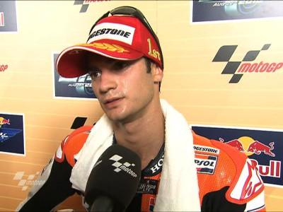 """Especially tough"" win delights Pedrosa"
