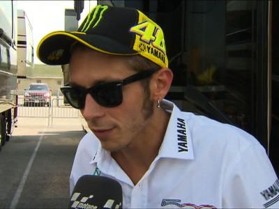 Rossi se rassure en prenant la quatrième place à Indy