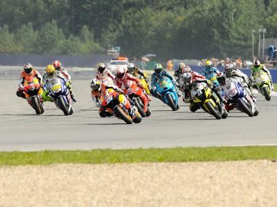 El MotoGP se traslada rápidamente a Misano