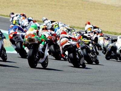 La Moto2 pronta per Misano
