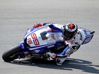 Lorenzo vise un nouveau podium à Misano