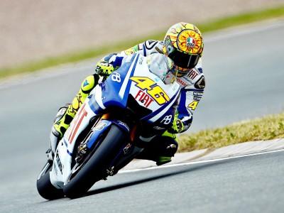 """Rossi quiere dar """"un gran espectáculo a los aficionados'"""