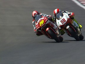 Best overtaking moves at Misano