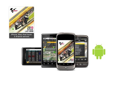 Live Timing MotoGP disponibile per Android