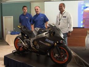 Suter outlines MotoGP plans