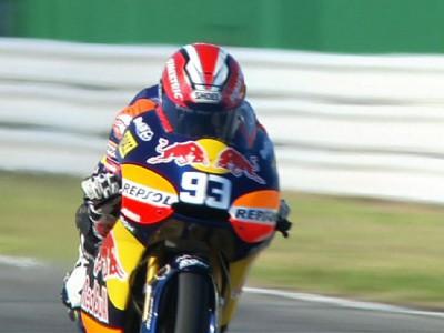 Marquez, record nelle fp2 di San Marino