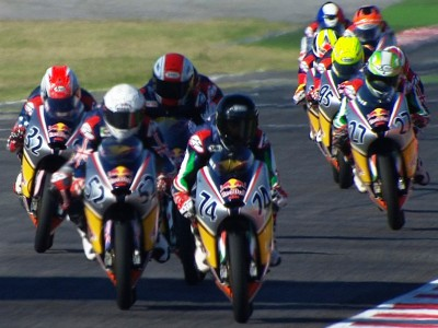 Gagne takes Red Bull Rookies title despite Kent victory in Misano