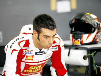 Melandri to leave Gresini at end of season
