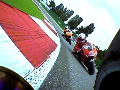 OnBoard at Misano
