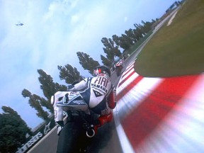 OnBoard in Misano mit Casey Stoner