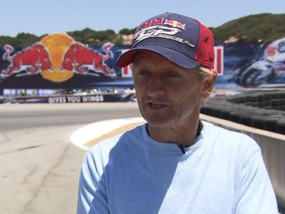 Kevin Schwantz' Experten-Auge auf das Bremsen