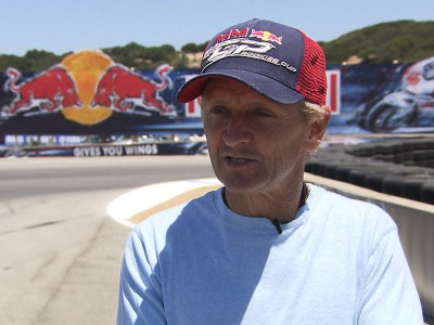 Kevin Schwantz's expert eye on braking