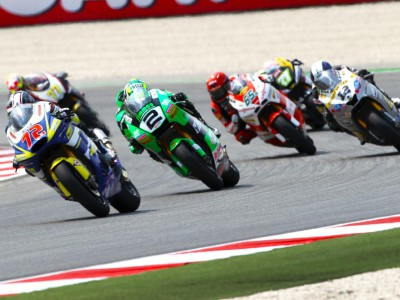 Moto2 progresses to Aragón