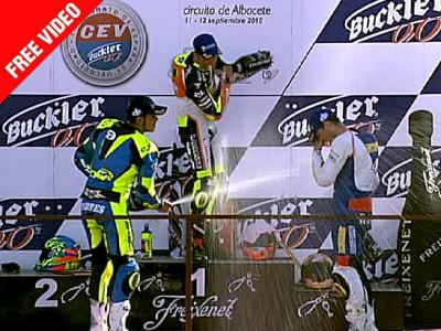 スペイン選手権Moto2クラス:C.モラーレスがポイントリーダーに飛び出す