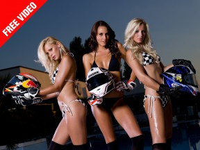 Backstage special: Paddock Girls photo shoot