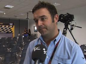 Gavin Emmett's Aragón QP assessment