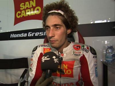 Doppia top ten per il team San Carlo Honda Gresini