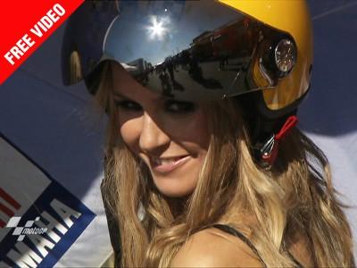 Grid Girls: Gran Premio A-Style de Aragón
