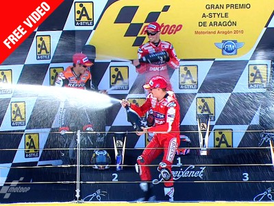 MotoGP Rückblick: Aragón