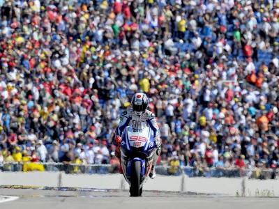 Plus d'un million de fans du MotoGP sur Facebook