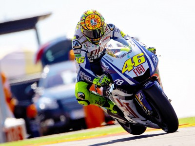 Rossi ready for tough test on body at Motegi