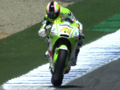A debut season in MotoGP with Aleix Espargaró