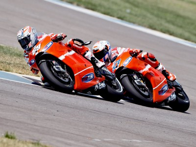 Ducati aiming to build on Aragón success in Japan