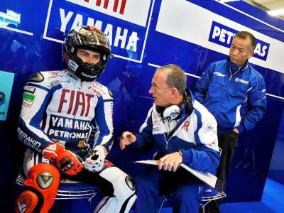 Yamaha gibt Vertragsverlängerung um zwei Jahre mit Lorenzo bekannt