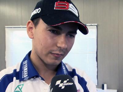 """Lorenzo : """"Nous sommes prêts pour la course"""""""